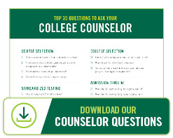 ADM Blog - Top 30 Questions to Ask Your College Counselor CTA