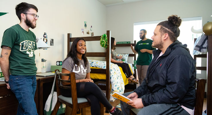 How To Choose Your Room Style At College Usf Admissions