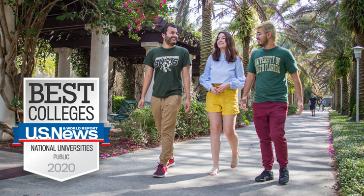 Your USF College Admissions Questions Answered | USF Admissions