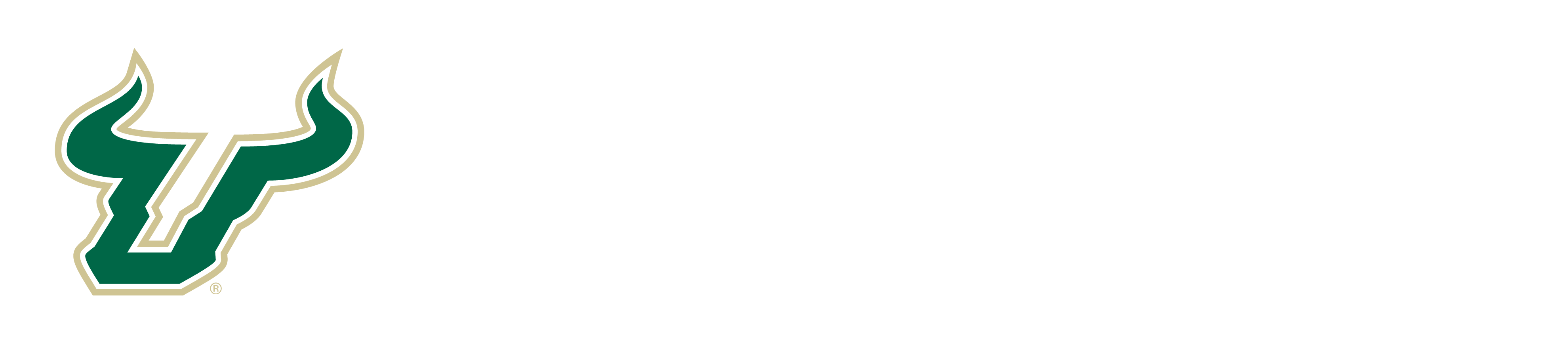 University of South Florida Bull logo.
